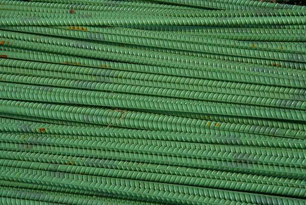 Green rebar