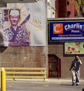 Charlie;s Place  Harlem