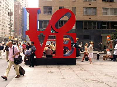 A NY KIND OF LOVE