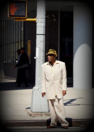 Summer whites   Harlem