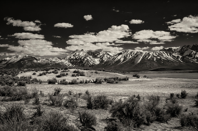 Near Crowley Lake
