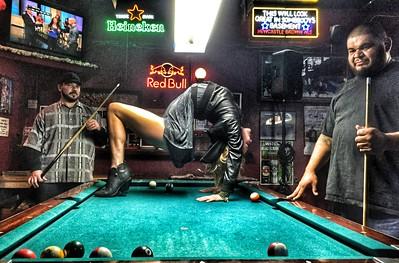 Midnight Billiards ~ Los Angeles, California