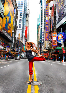 42nd Street ~ New York