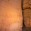 Barrier Canyon Style anthropomorphic pictographs, Utah