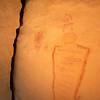 Anthropomorph, Fremont pictograph, Utah