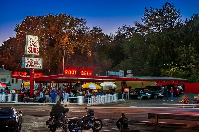 The Suds Classic Car Hangout - Greenwood