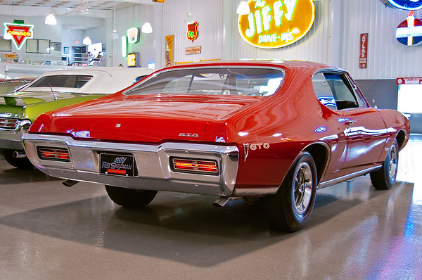 Ray Skillman Classic Car Museum -