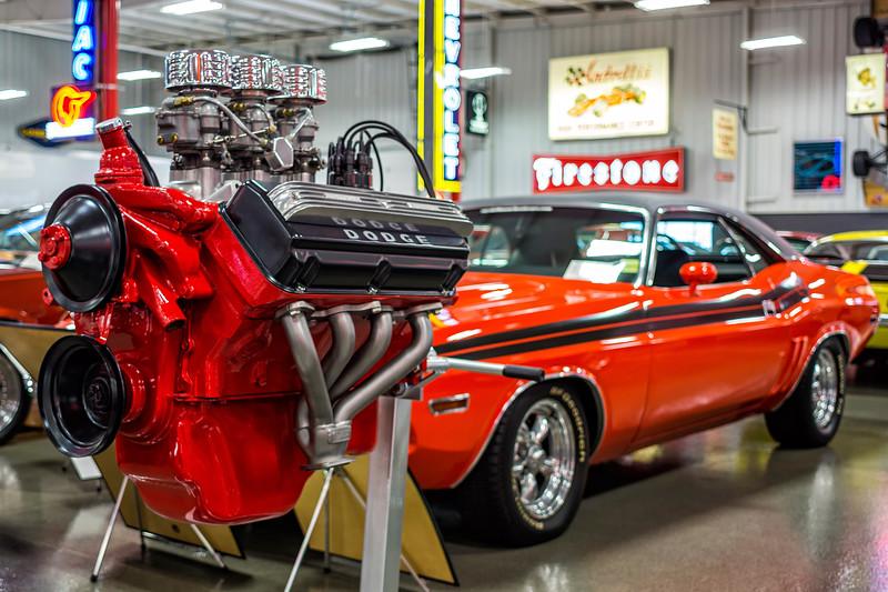 Skillman's Classic Car Museum