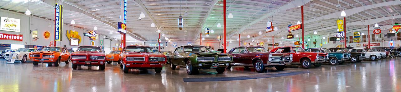 Ray Skillman's Classic Car Museum -  Greenwood, Indiana