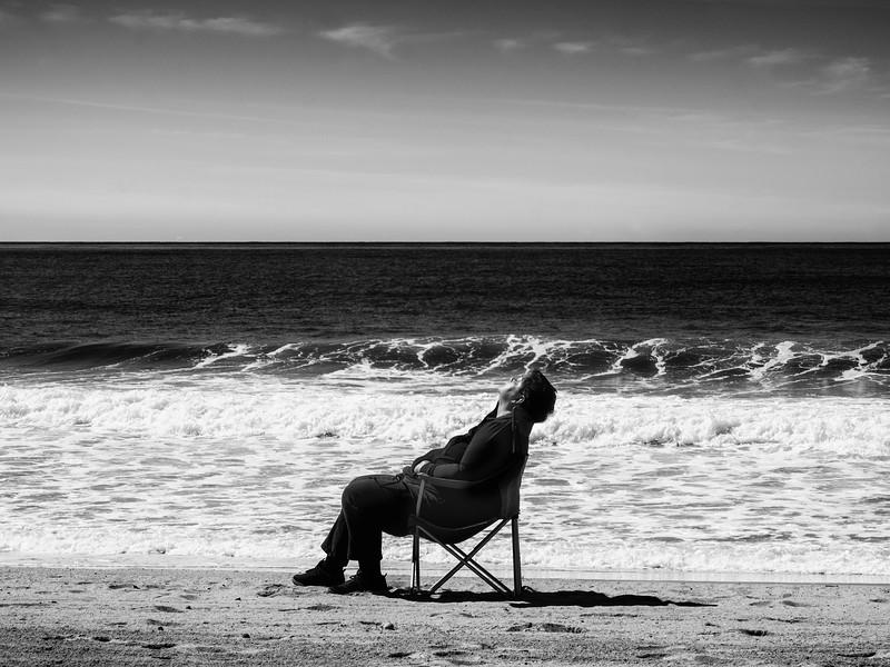 Never Mind Those Waves