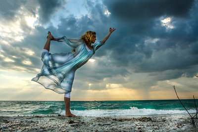 Turquoise Dancer ~ Saint Pete Beach, Florida
