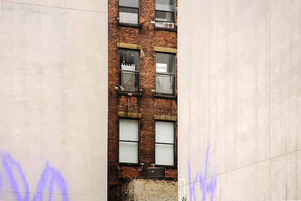 Violet Graffiti