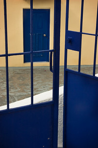 Blue Gates, Blue Door