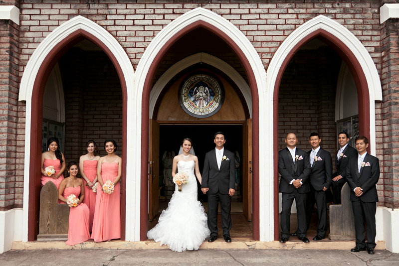 Hawaii Destination Catholic Wedding