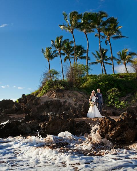 Zoe & Ryan's Maui Beach Wedding