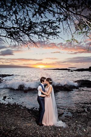 Angie & Ronnie's Maui Wedding