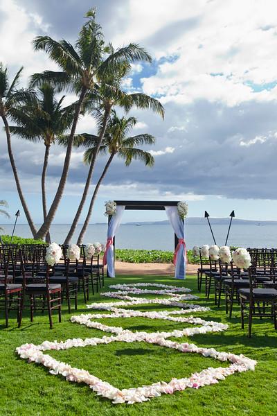 Elegant Beachside Destination Wedding