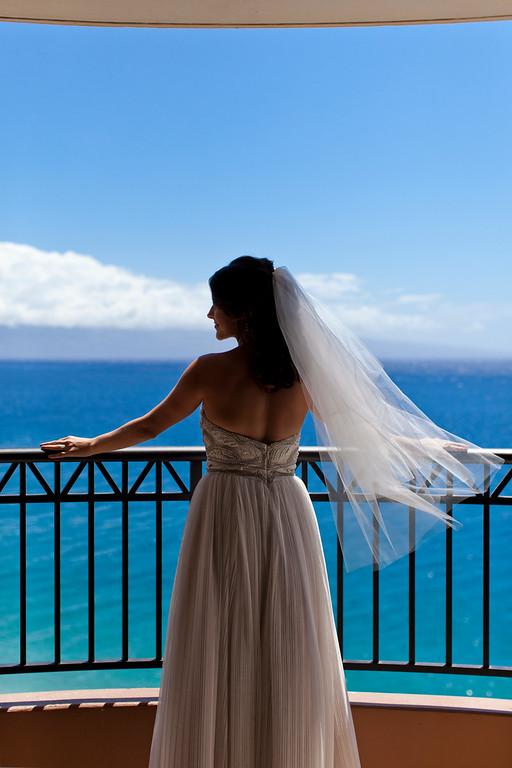 Katie & Adrian's Maui Wedding