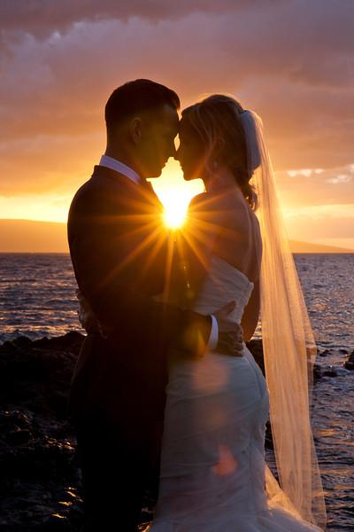 Melissa & Shaun's Maui Wedding