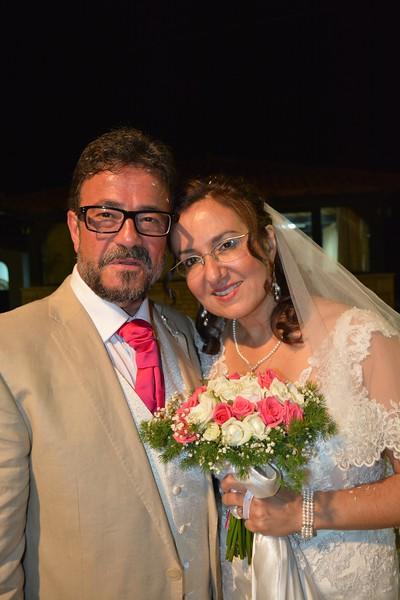 Eleftheria and Jimmy Demetriou