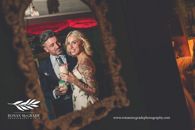 Dan and Sadie's wedding. © www.RonanMcGradePhotography.com