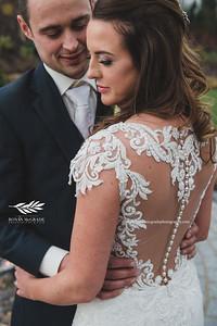 Alanna and Christopher's wedding day © Ronan McGrade/www.ronanmcgradephotography.com