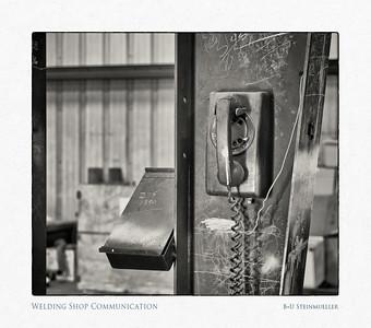 Welding Shop Communication