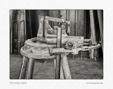 Welding Shop