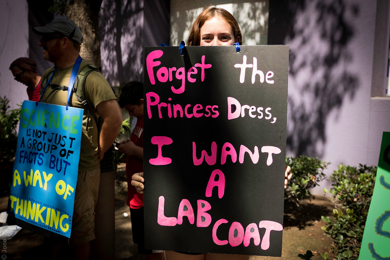 Science March, 2017
