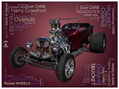 Harry Crawford's 1923 model T roadster