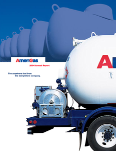 Communication Results wrote (and coordinated photography) for the AmeriGas Annual Report for 12 years.