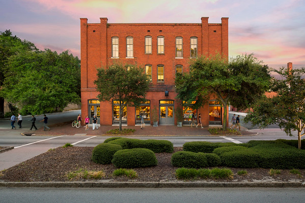 SCAD Savannah – Summer 2016 – Facilities – Ex-Libris Bookstore – Exterior – Photography by Justin Chan