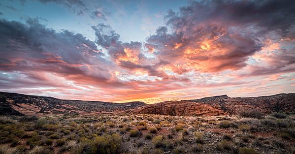 Sunrise 1, Snow Canyon S.P., Ivins, Utah