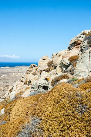 Rock Formation; Delphi, Aegean Sea, Greece