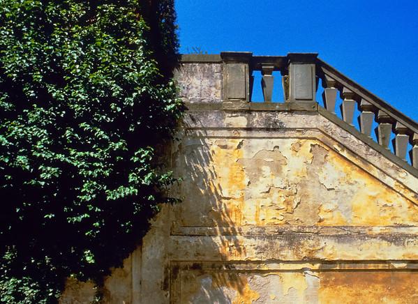 Balustrade, Palazzo de Pitti, Florence Italy