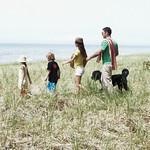 Tim, Jala and the kids<br /> Lake Michigan Lakeshore near Glen Arbor, Michigan