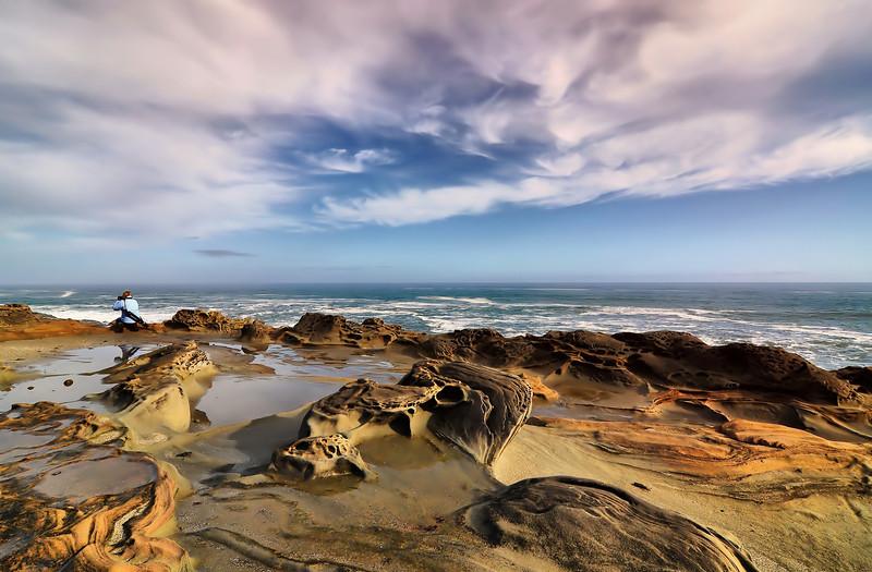 Sea & Sandstone