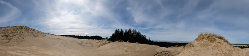 The Difference between Dunes