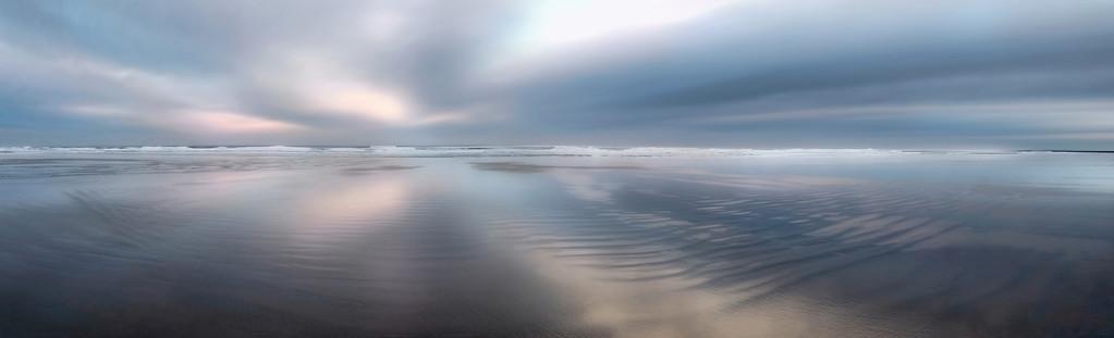 Silver Sunset