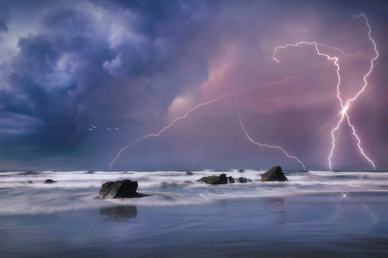 Shoreline Shock