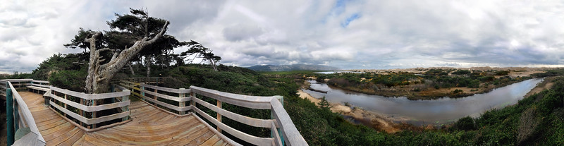 Coastal River Overlook