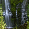 Proxy Falls Close Up