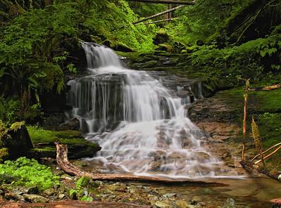 Saddle Falls