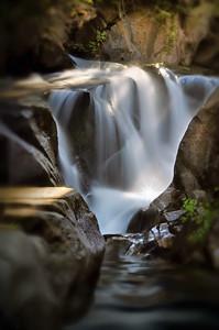 Paradise Creek Rapids