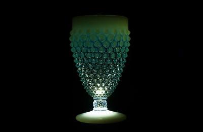 Hobnail Glass