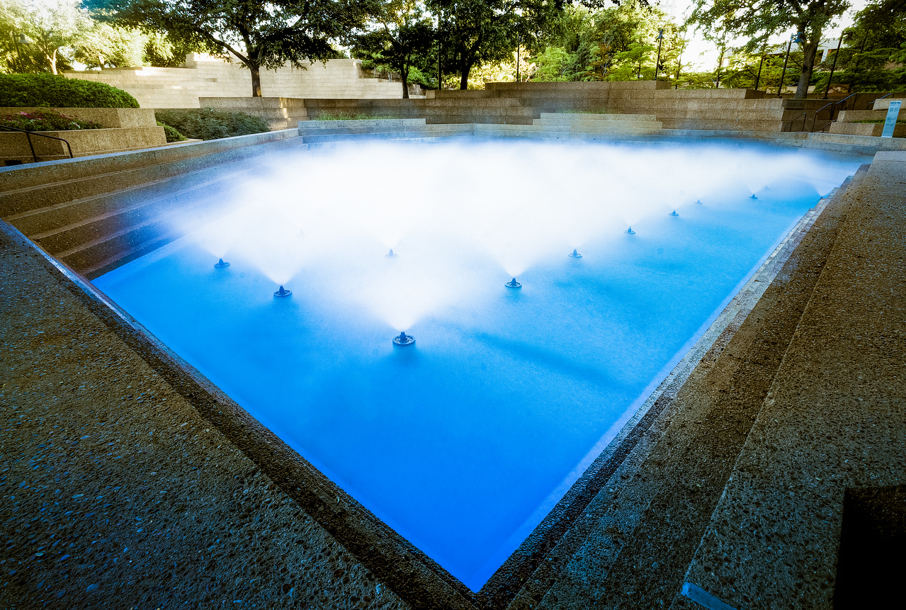 The Aerating Pool