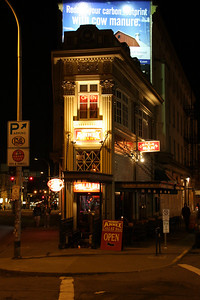 McMenamins Cellar Bar.