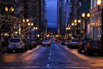 Portland Streets.