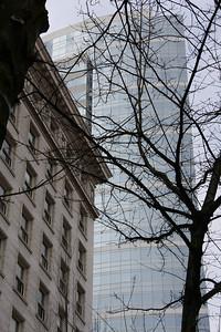 Portland downtown.