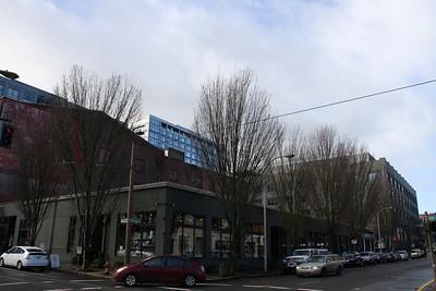 Portland Pearl District.
